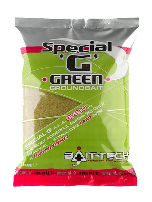 Bait-Tech Special 'G' Green Groundbait 1kg