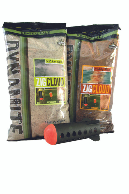 Dynamite Baits Zig Cloud Mix 2kg Bags