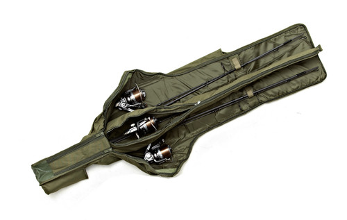 Trakker 10' 3 Rod Padded Sleeve