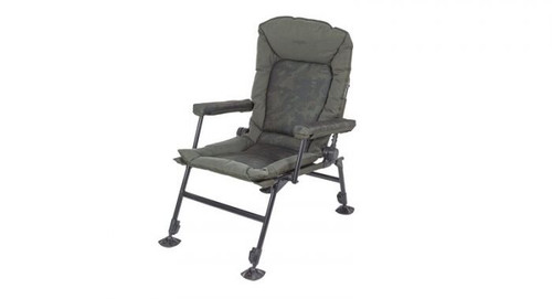 Nash Indulgence Hi-Back Camo Chair