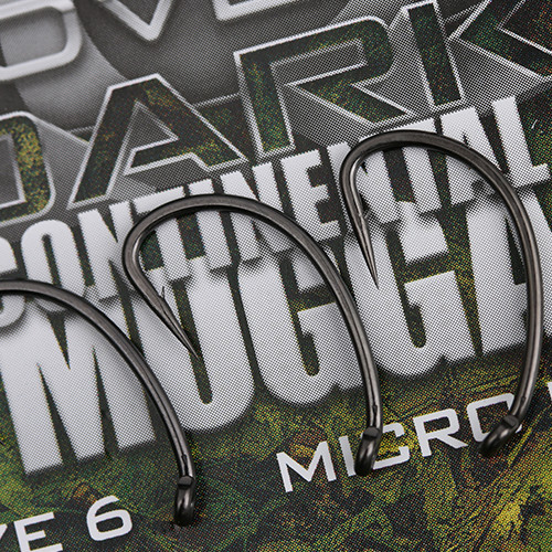 Gardner Covert Dark Continental Mugga Hook