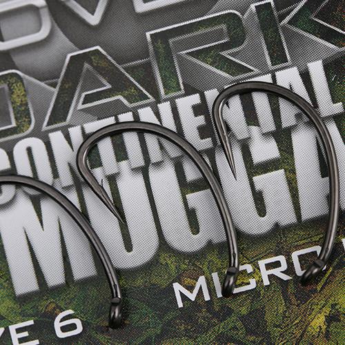 Gardner Covert Dark Continental Mugga Hook