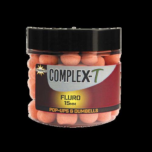 Dynamite Baits Complex-T Fluro Pop Ups