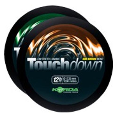Korda Touchdown 20lb Mono 1000m