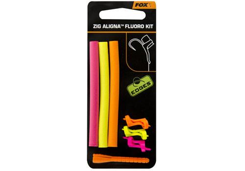 Fox EDGES™ Zig Aligna Fluoro Kit & Spare HD Foam