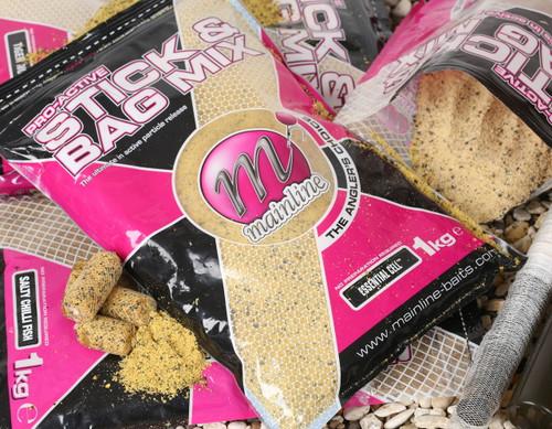 Mainline Essential Cell Pro Active Bag & Stick Mix 1kg