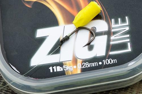 Korda Zig Line 11lb - 100m