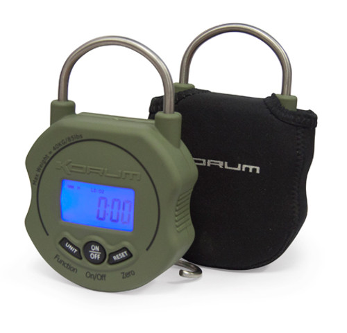 Korum Digital Scales 85lb 1oz