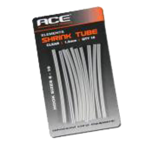 Ace Shrink Tube (10 x 50mm)