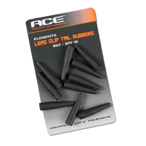Ace Lead Clip Tail Rubbers