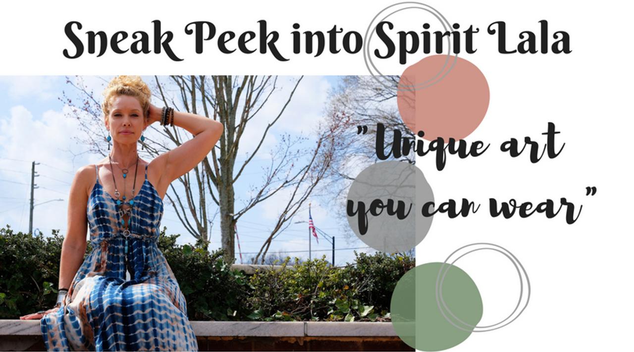 Sneak Peek into Spirit Lala's Begining