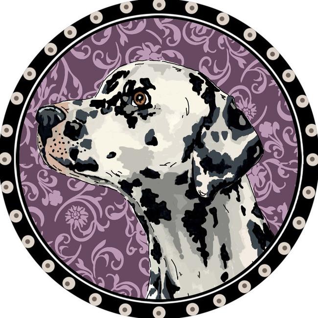 Dalmatian Pendant