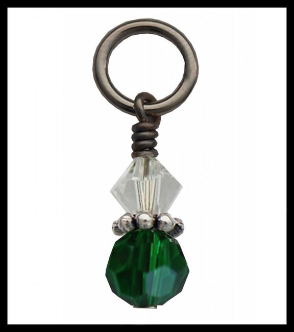 Turquios Crystal Charm