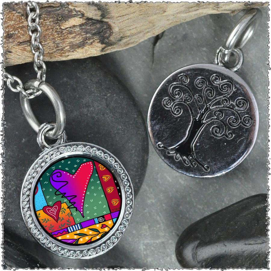 "Wild Heart ""Tree"" Pendant"