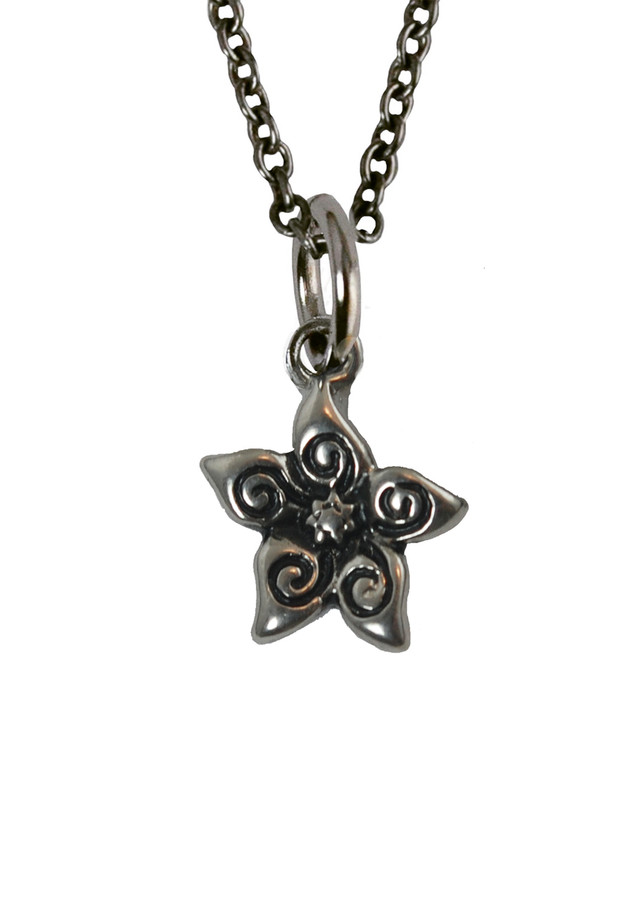 Paisly Charm (Stainless Steel)