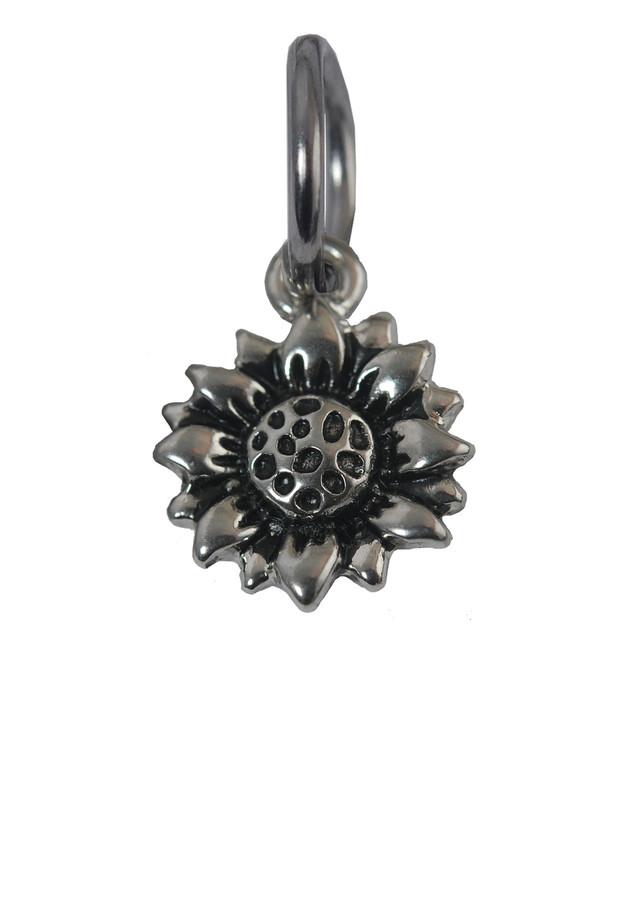 Sunflower Charm (Stainless Steel)