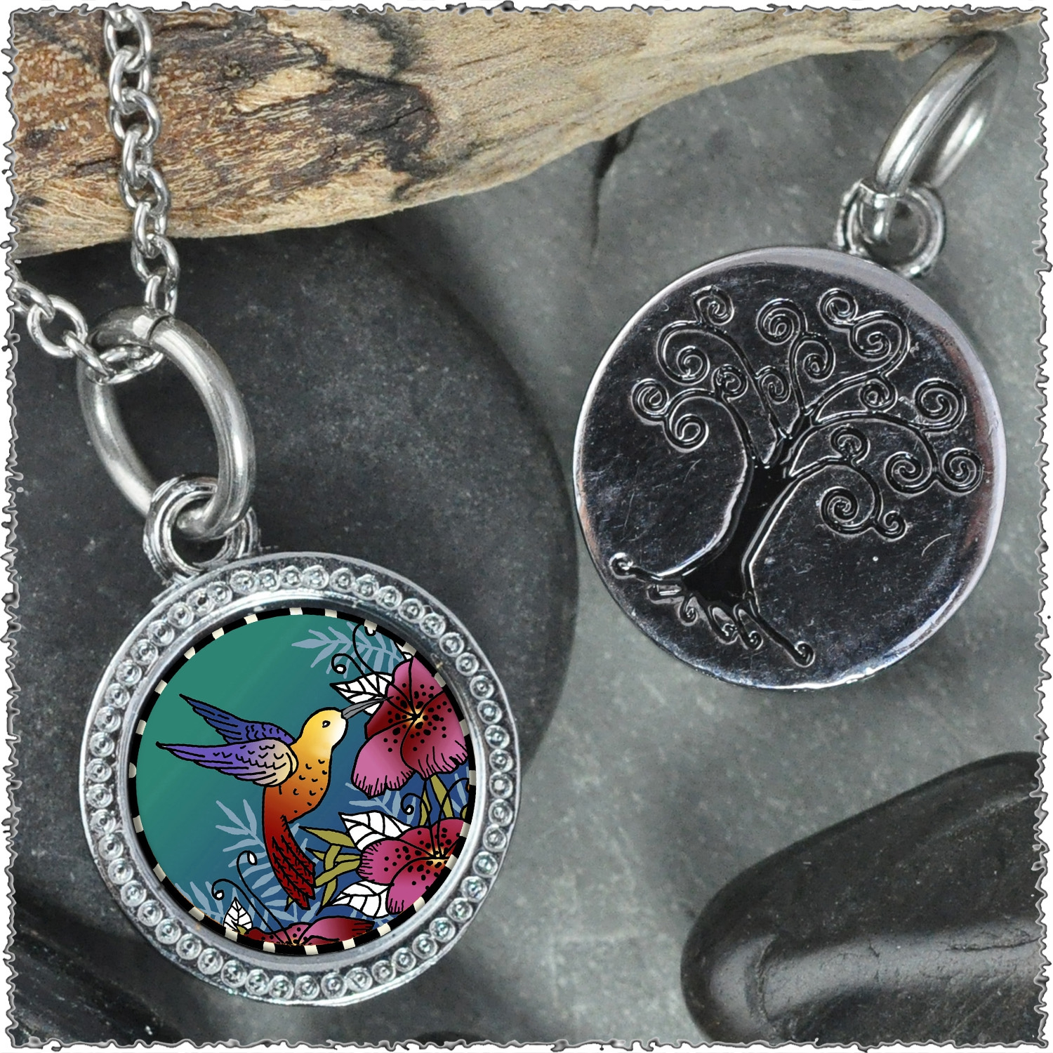 Necklaces tree pendants page 1 spirit lala store tree pendants aloadofball Gallery