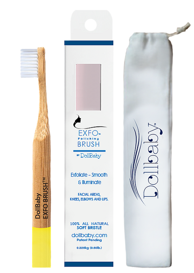 EXFO BRUSH│Mini Exfoliating Brush
