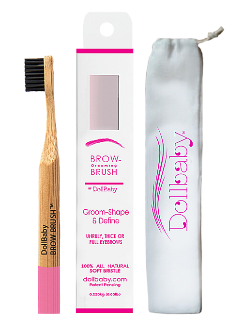 BROW BABY│Brow Control Brush