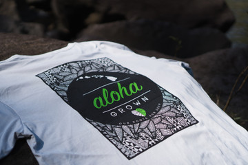 "Aloha Grown ""Tribal Roots"" Tee"