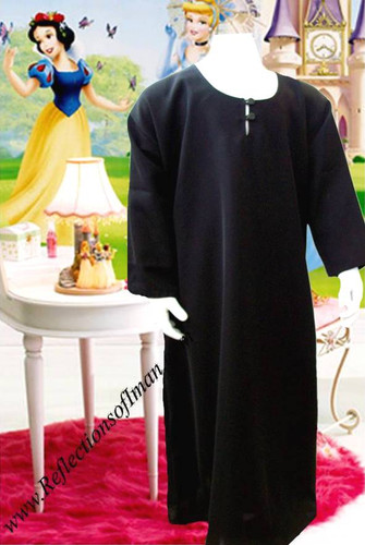 Simply Black Girl's Abaya