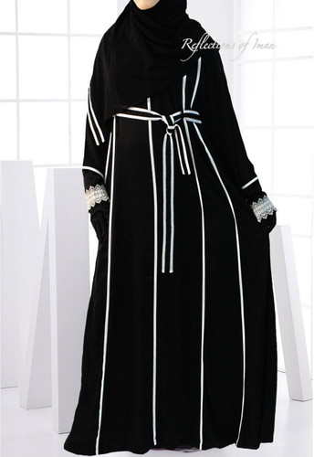 The Mahasin Kuwaiti Abaya