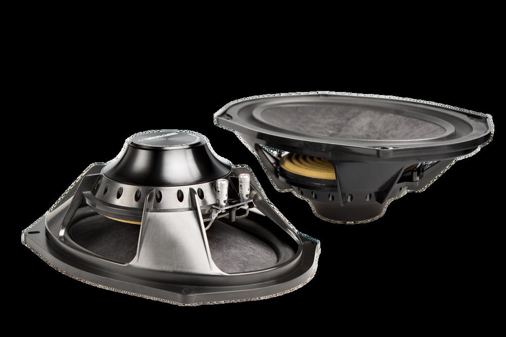 """U69S 6x9"""" Shallow Midbass Speaker Set"""