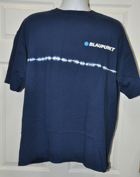 Blaupunkt T-Shirt- Blue Arc