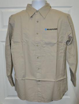 Blaupunkt Dress Shirt-Tan