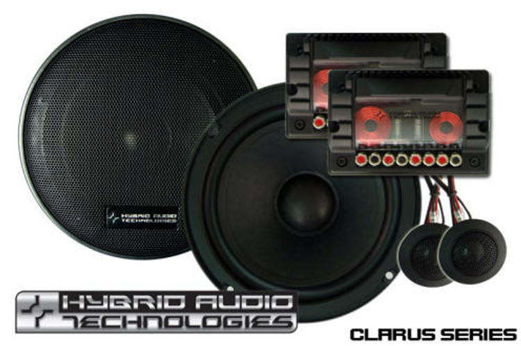 "5.25"" 2-way Component Speaker System"