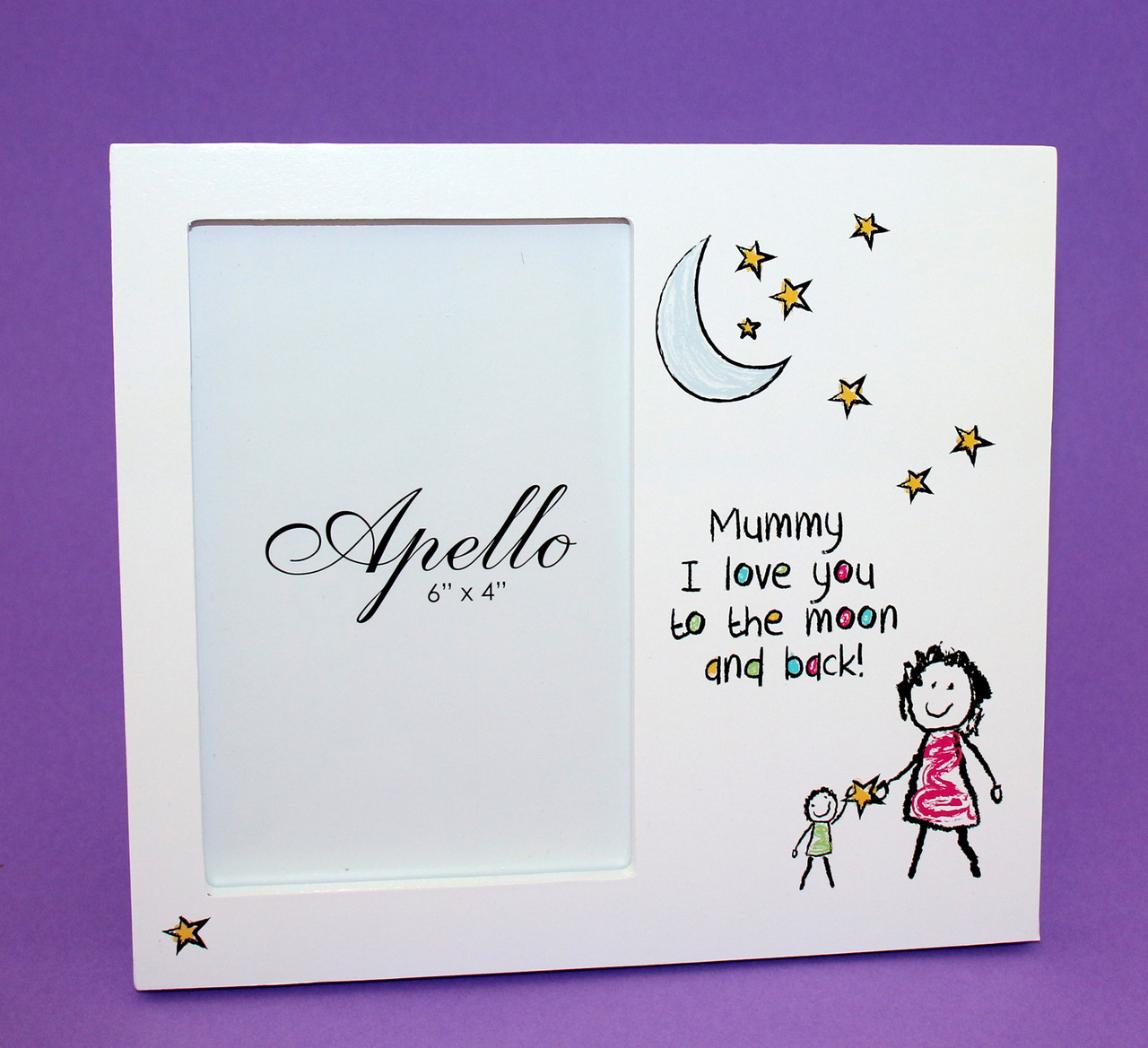 Mummy I Love You Photo Frame - Beautiful Frames & Gifts Store