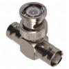 BNC Female-Male-Female Tee Coaxial Adapter BNC-3874