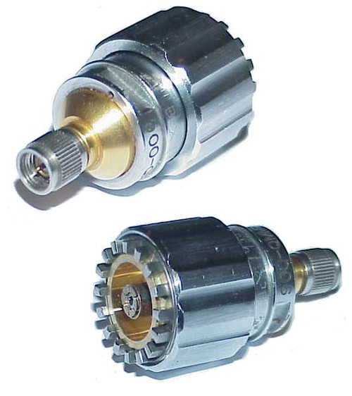 General Radio GR-900 to SMA-Male Coaxial Adapter Connector 900-QMMP