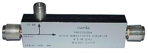Narda Microwave 10 dB High Directivity Coupler