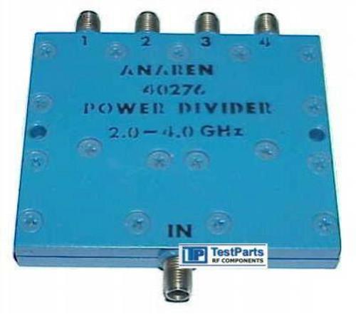 Anaren 4-Way Power Divider Splitter 2 to 4 GHz