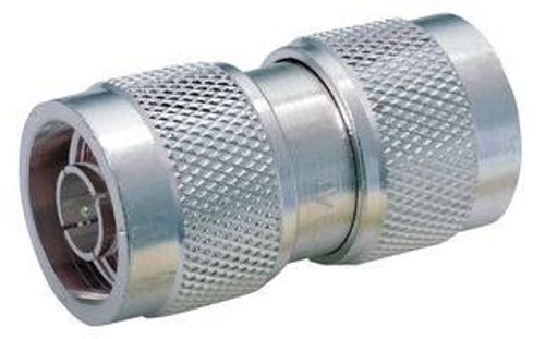 Amphenol N Male Barrel Coaxial Adapter Connector (UG-57B/U)