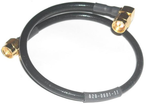 "10"" Long - SMA to SMA Semiflex RG-402 Coaxial Cable"