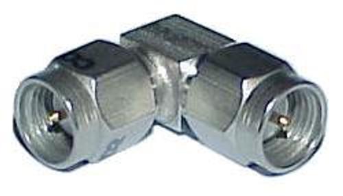 Mil-Spec Grade SMA Male to SMA-Male Barrel Coaxial Adapter Connector