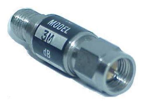Weinschel 3M-2.5 dB Fixed Coaxial Attenuator