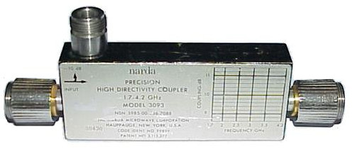 Nadra 3093 - 10dB High Durectivity Coupler
