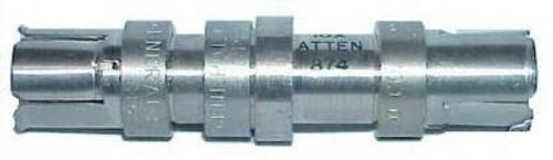 General Radio GR-874-G06 - 6 dB (2X) Fixed Coaxial Attenuator  TPS-1825