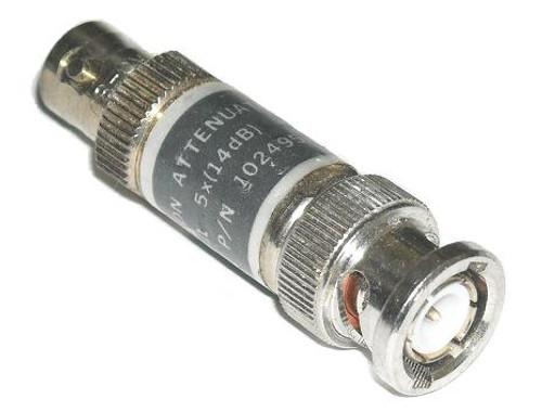 14 dB Fixed Coaxial Attenuator