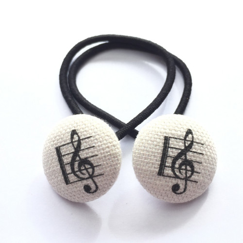 Ariella Music Hair Ties