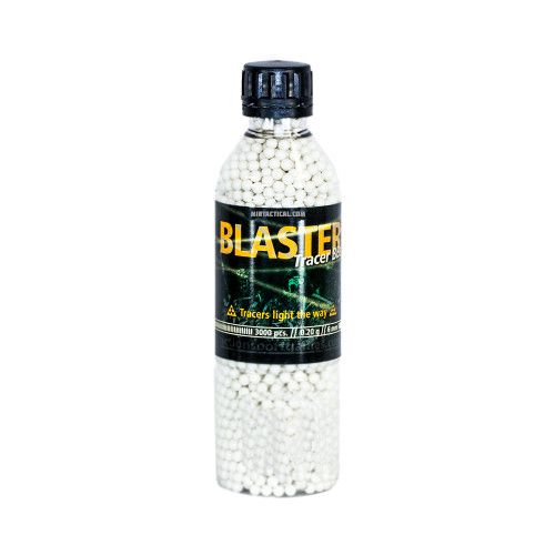 BLASTER 0.20G TRACER BBS 3000 COUNT AIRSOFT