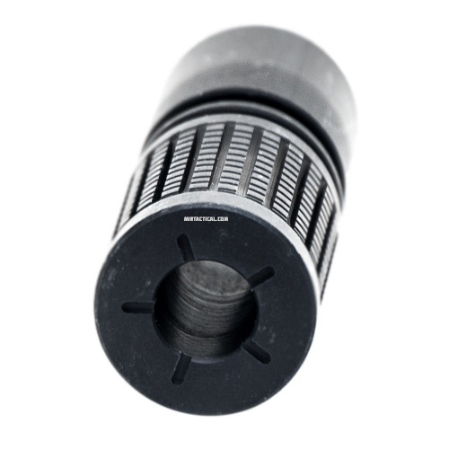 METAL CCW ER25 STYLE AIRSOFT FLASH HIDER