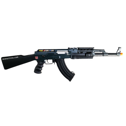 RED STAR AK 47 METAL