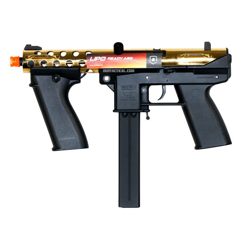 GENERAL ASSAULT TOOL GAT AIRSOFT GOLD