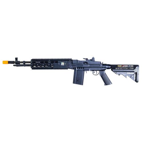M14 COMBAT MASTER AIRSOFT AEG METAL BLK