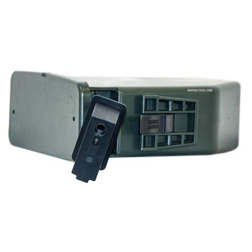 SAW AIRSOFT 2500 RND ELECTRIC BOX MAG