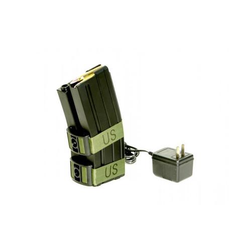 ELECTRIC DUAL M4 MAGAZINE 1000RND